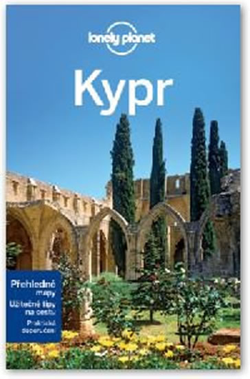 Neuvedený - Kypr - Lonely Planet