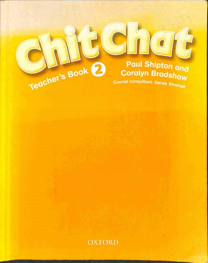 Shipton Paul - Bradshaw Coralyn - Chit Chat