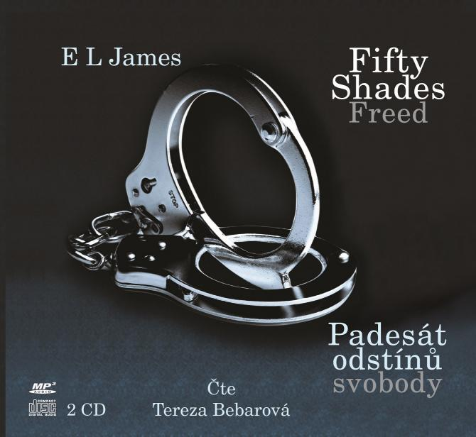 James L E - Fifty Shades Freed: Padesát odstínů svobody (audiokniha)