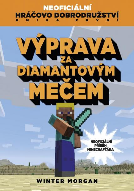 Morgan Winter - Výprava za diamantovým mečem