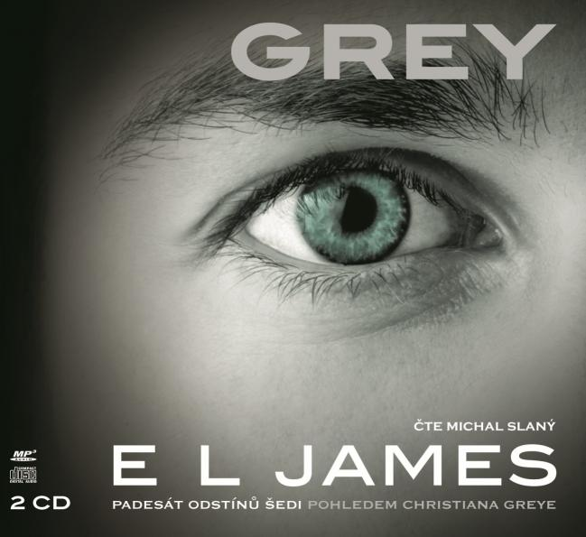 James L E - Grey (audiokniha)