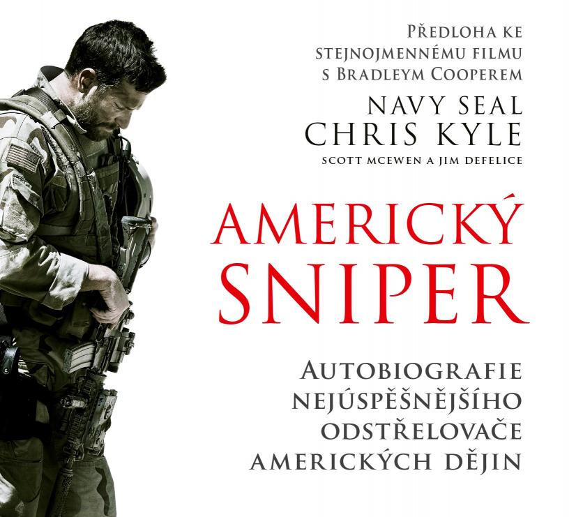 Kyle Chris McEwen- Scott DeFelice- Jim - Americký sniper (audiokniha)