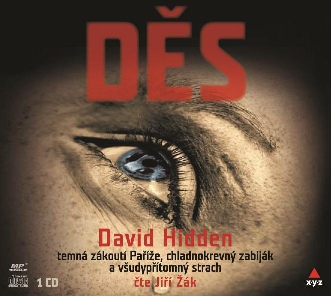 Hidden David - Děs (audiokniha)