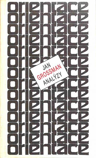 Grossman Jan - Analýzy