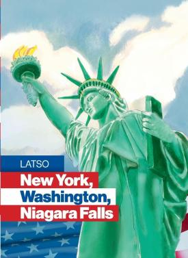 "LATSO - ""New York  Washigton  Niagara Falls"""