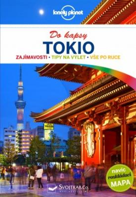 Neuvedený - Tokio do kapsy- Lonely Planet