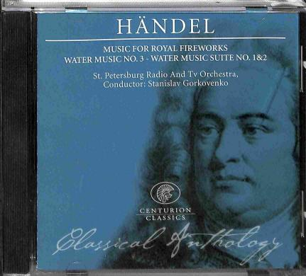 George Frideric Handel - Classical Anthology