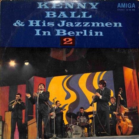 Kenny Ball - Kenny Ball & His Jazzmaen In Berlin