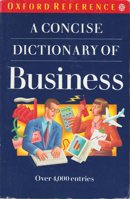 Kolektív - A concise dictionary of Business