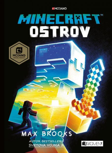 Brooks Max - Minecraft: Ostrov