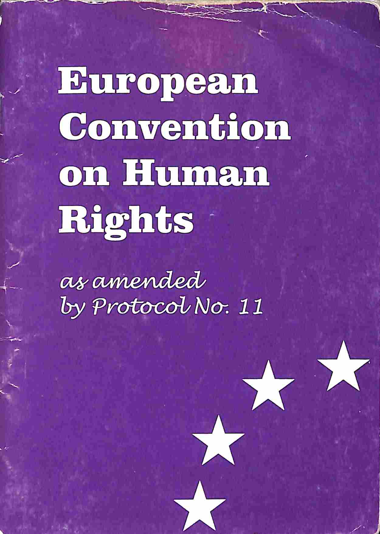 Neuvedený - European Convention on Human Rights