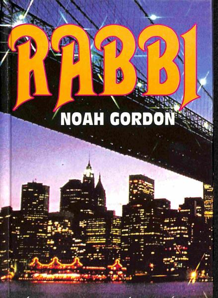 Gordon Noah - Rabbi