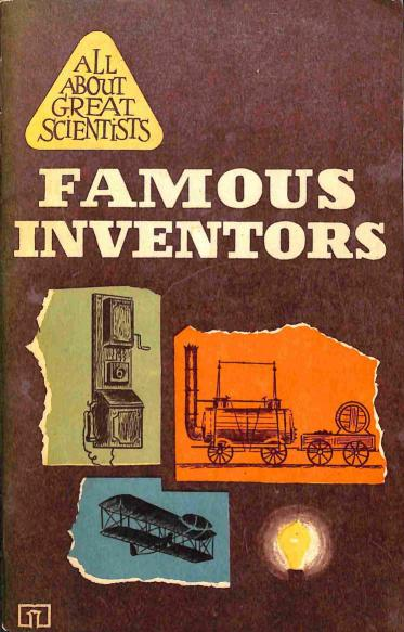 Anglicky - Famous Inventors