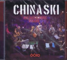 Chinaski - CD DVD Chinaski G2 Acoustic Stage