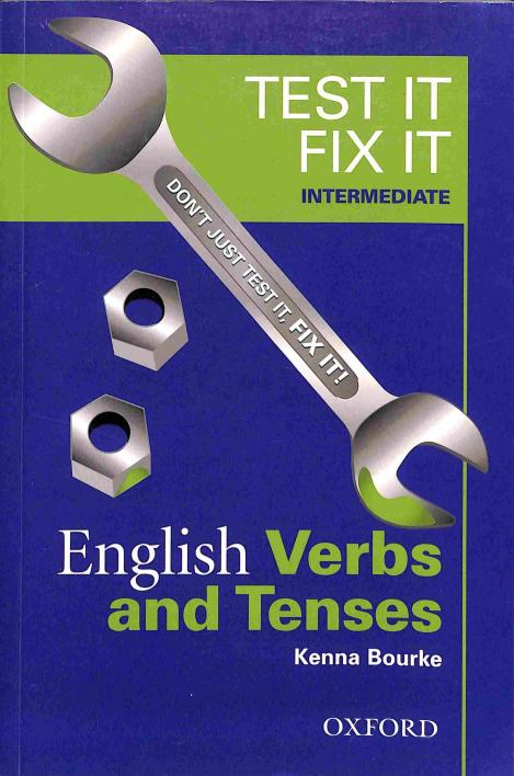 Bourke Kenna - English Verbs and Tenses
