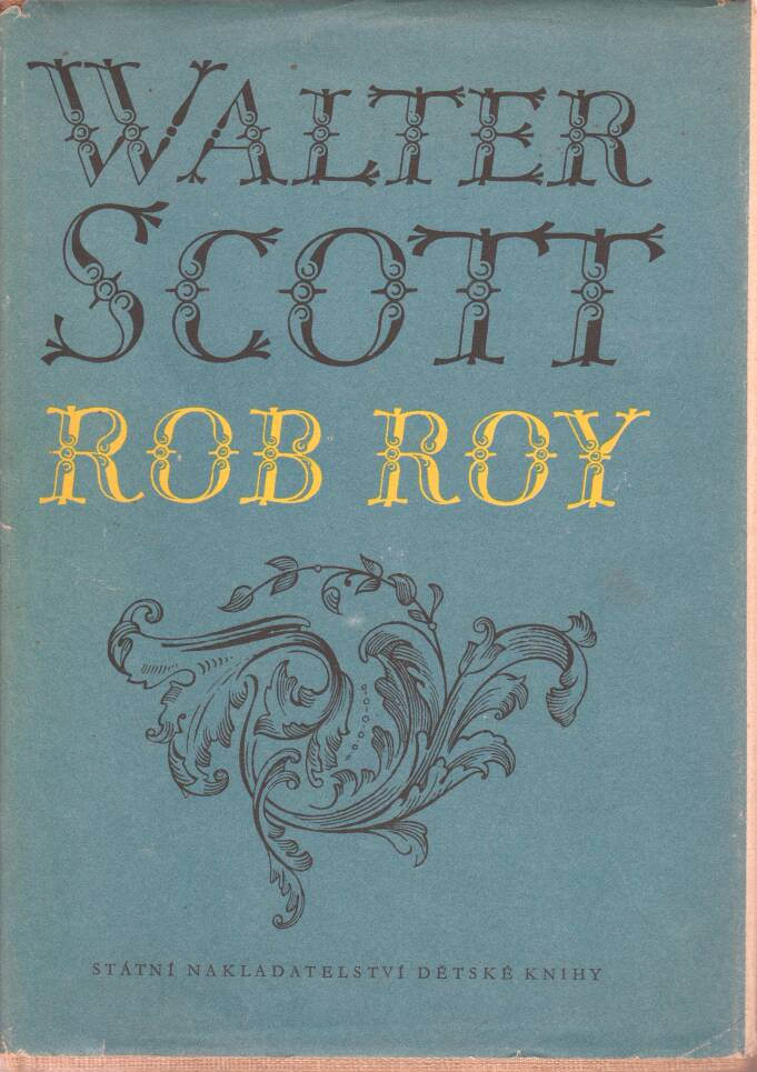 Scott Walter - Rob Roy