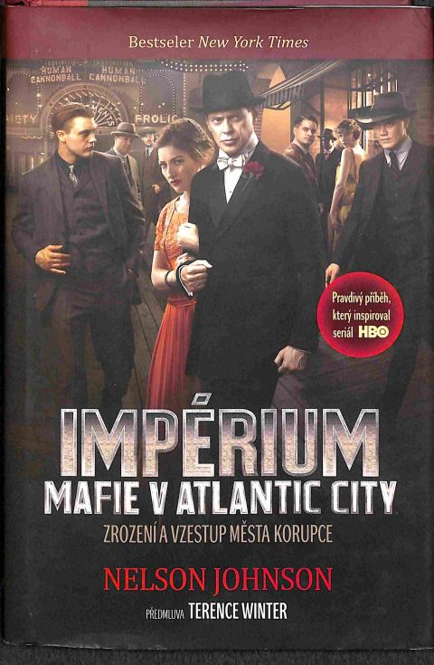 Johnson Nelson - Impérium mafie v Atlantic City