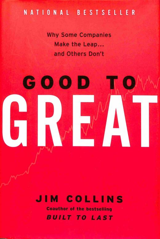Collins Jim - Good to Great