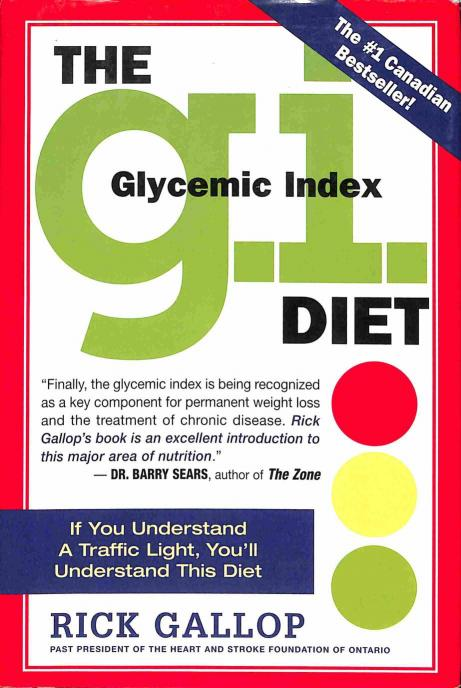 Gallop Rick - The G.I. [Glycemic Index] Diet
