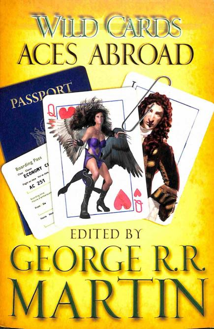 Martin  R. R. George - Aces Abroad