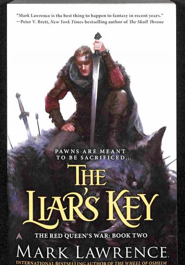 Lawrence Mark - The Liars Key