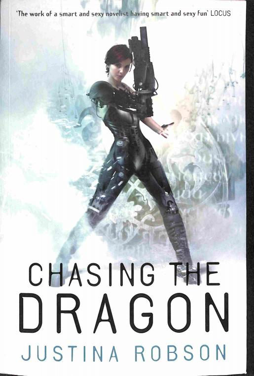Robson Justina - Chasing the Dragon