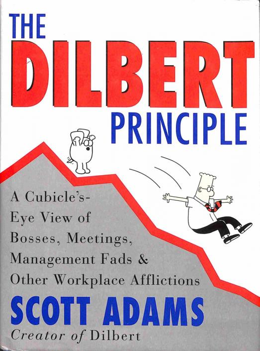 Adams Scott - The Dilbert Principle