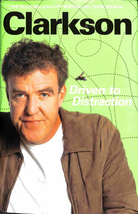 Clarkson Jeremy - Driven to Distraction