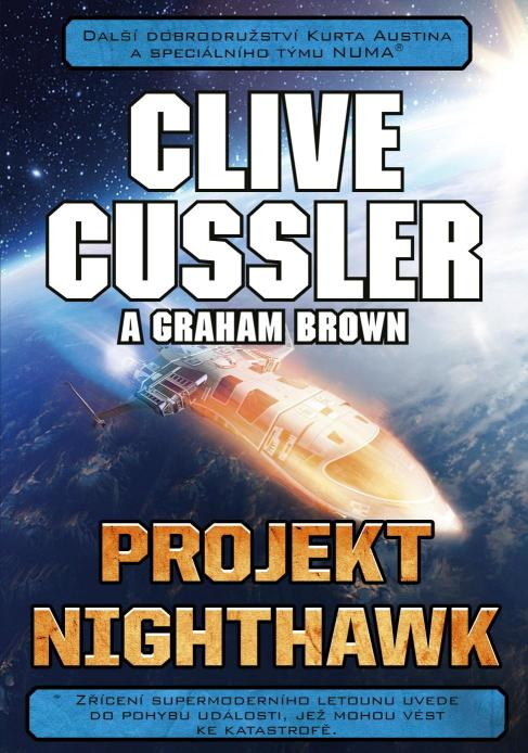Brown Graham Cussler- Clive - Projekt Nighthawk