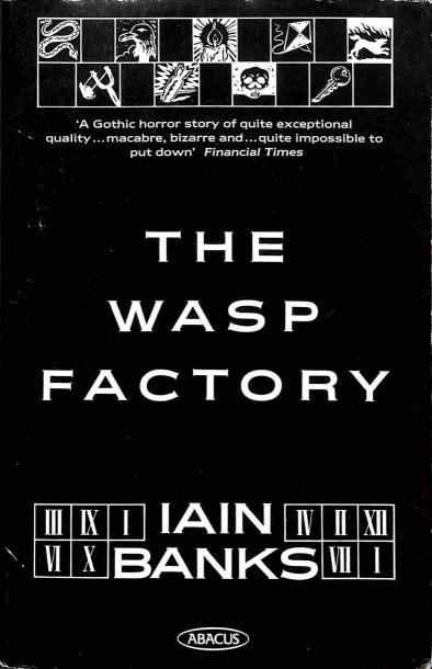 Banks Iain - The Wasp Factory