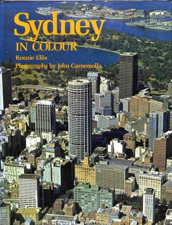 Ellis Rennie - Sydney in Colour