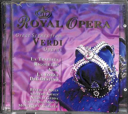 Giuseppe Verdi - Great scenes from Verdi