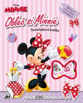 Disney - Obleč si/ Minnie