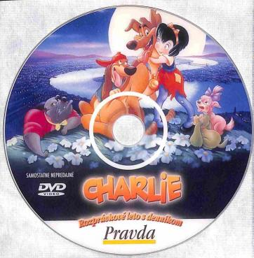 Gary Goldman - Don Bluth - Charlie