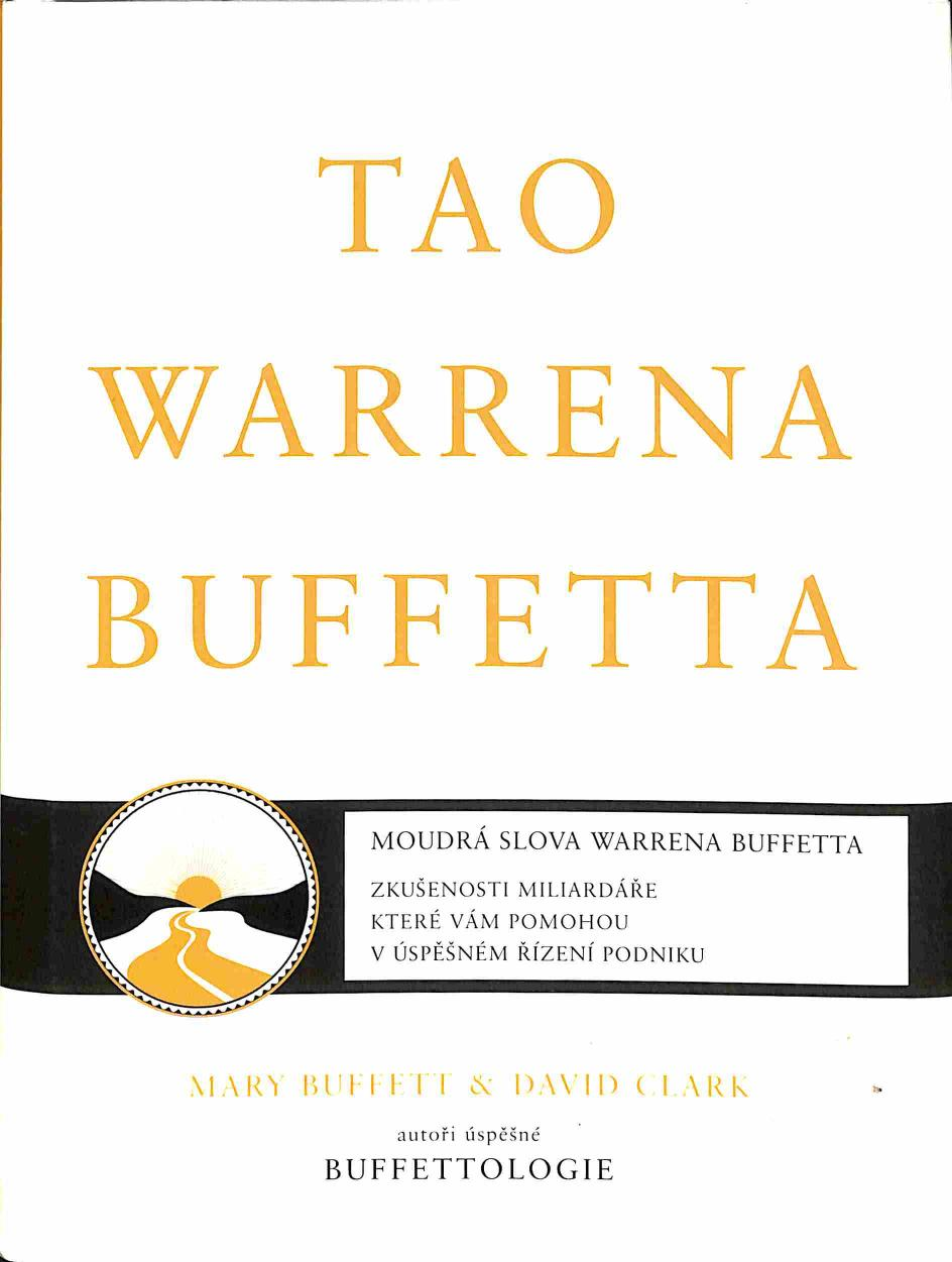 Buffett Mary - Clark David - Tao Warrena Buffetta