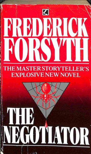 Forsyth Frederick - The Negotiator