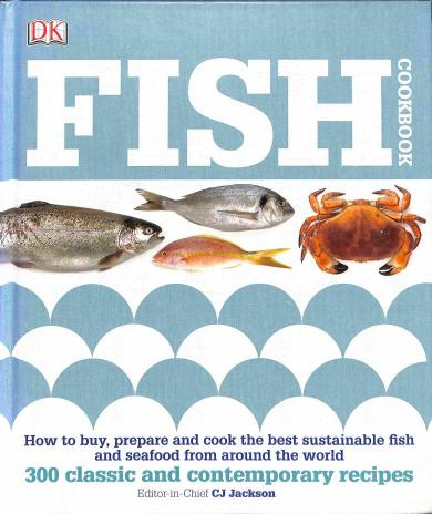 Jackson J.C. - Fish Cookbook