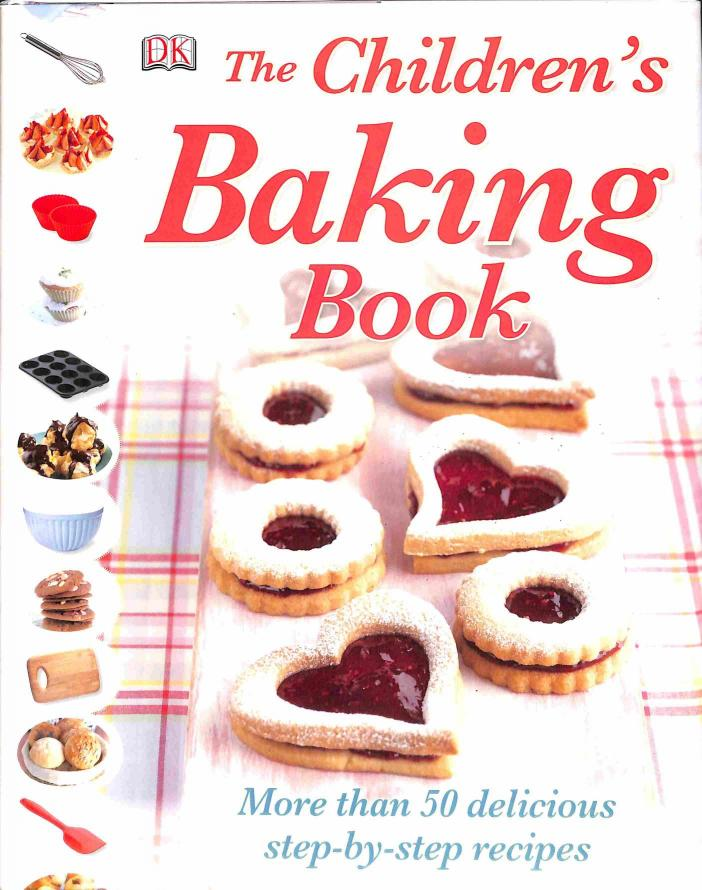 Scott Heather - The Childrens Baking Book
