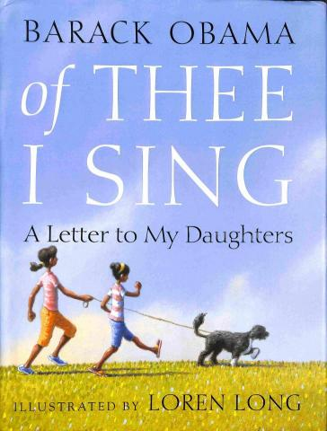 Obama Barack - Of Thee I Sing - A Letter to my Daughters