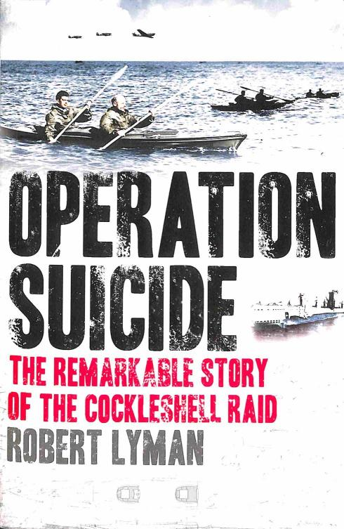 Lyman Robert - Operation Suicide