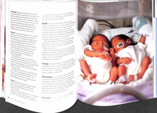 Laurent Su - Isaaks Maya - Your premature Baby ilustr.1