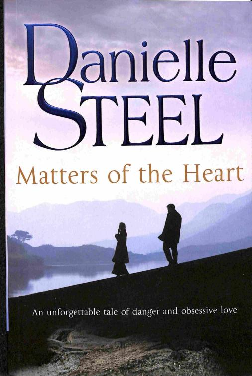 Steel Danielle - Matters of the Hearth