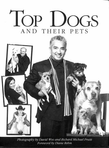 Woo David - Top Dogs and their Pets