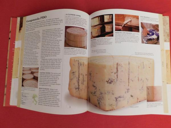 Harbutt Juliet - World Cheese Book ilustr.1