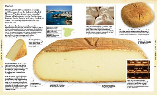 Harbutt Juliet - World Cheese Book ilustr.3