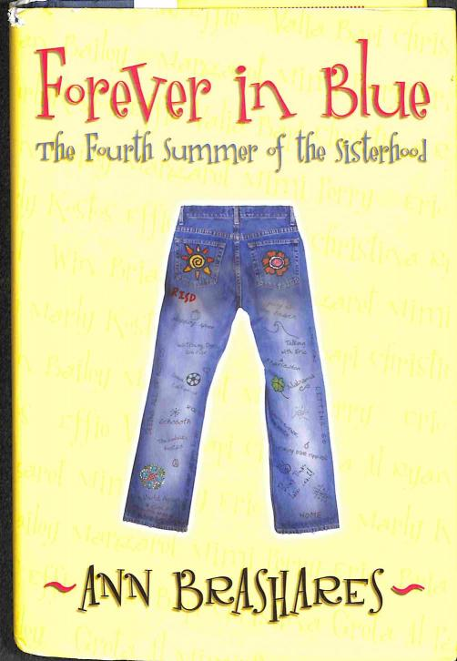 Brashares Ann - Forever in Blue - The Fourth Summer of the Sisterhood