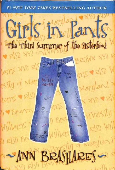 Brashares Ann - Girls in Pants - The Third Summer of the Sisterhood