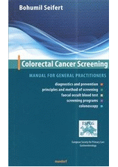 Seifert Bohumil - Colorectal Cancer Screening
