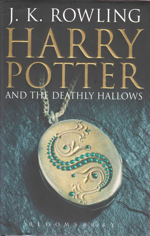 Rowlingová K.J. - Harry Potter and the Deathly Hallows