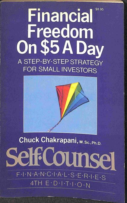 Chakrapani Chuck - Financial Freedom On $5 A Day